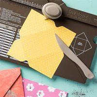 Rechner für das Envelope Punch Board von Stampin' Up!
