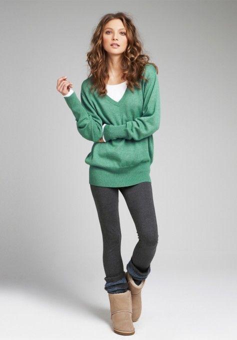Comfy winter clothes!