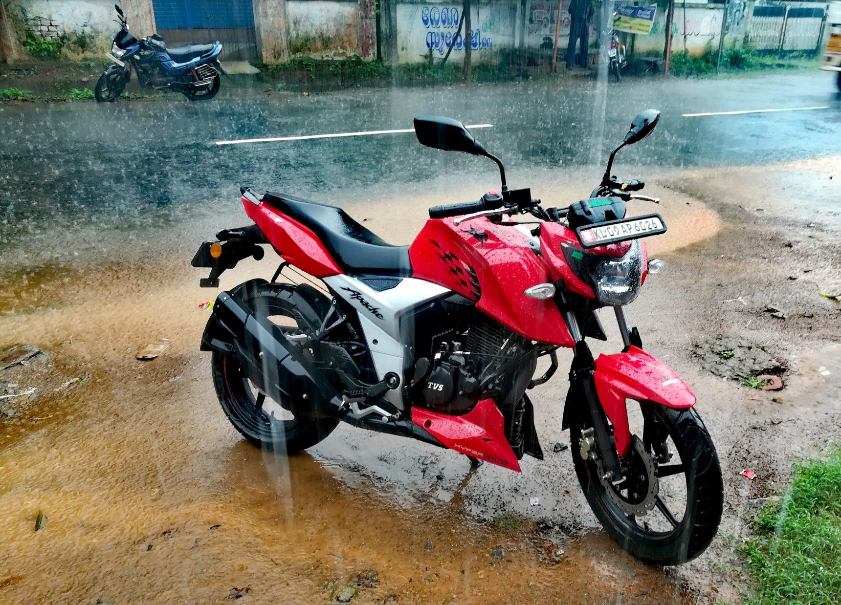 The Tvs Apache Rtr 160 4v Spare Parts Online Shopping {Forum