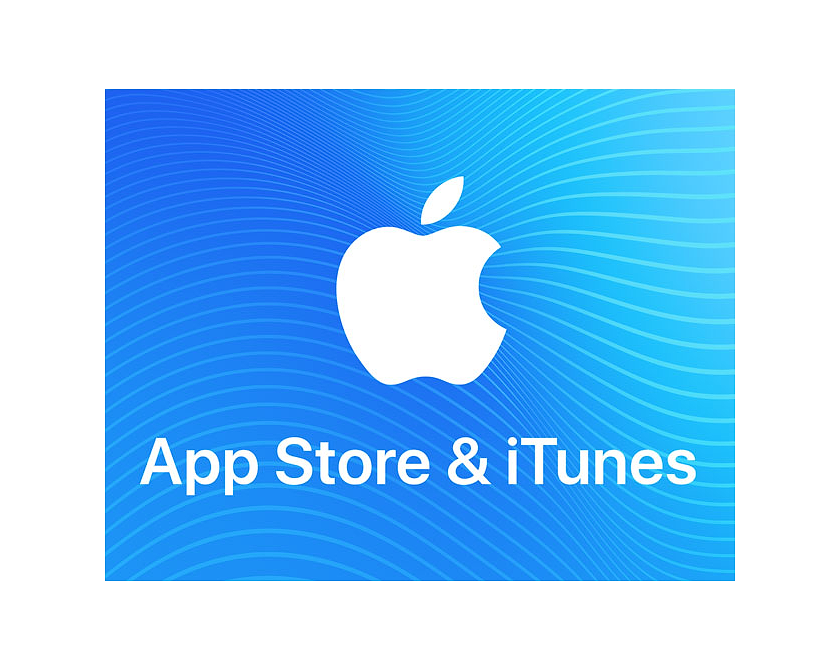 App Store & iTunes Gift Card by Email for Apple Music