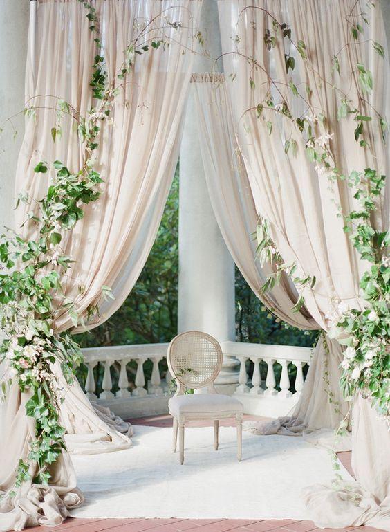 Wedding ceremony idea; Photographer: Vasia Photography
