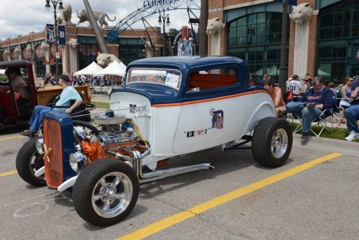 The 4th Annual Detroit #Tigers Classic Car Show is June 14th! Register your car here: http://atmlb.com/1iceuXc  This is AWESOME!!!! (44) Facebook