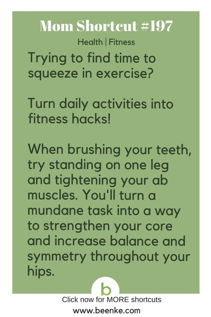Fitness And Health Hacks That Get Results! - Beenke -  Health and Fitness Shortcuts #197: Turn every...
