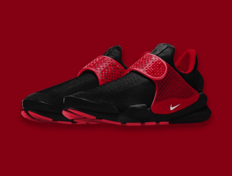 sale retailer 50bbb ed53d Free Shipping Only 69 2017 Top 5 Nike Sock Dart iD Designs iD Bred