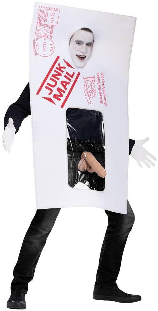 Junk Mail #halloweencostumesformen