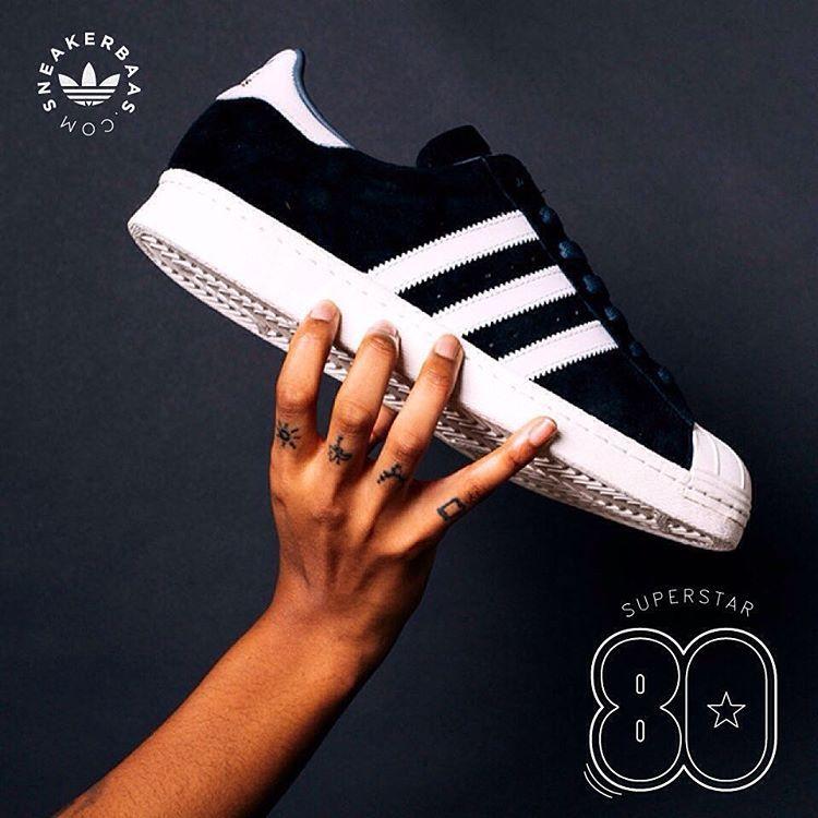 adidas superstar degli anni '80 - camoscio l'originale basket scarpa