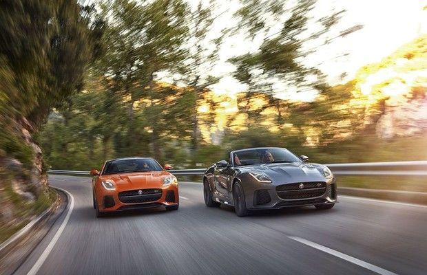 O Jaguar mais rápido já feito será apresentado oficialmente no Salão de Genebra