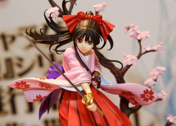 Sakura Wars Characters | Hobby Round 9: Sakura Wars CharaGumin - TOMOPOP