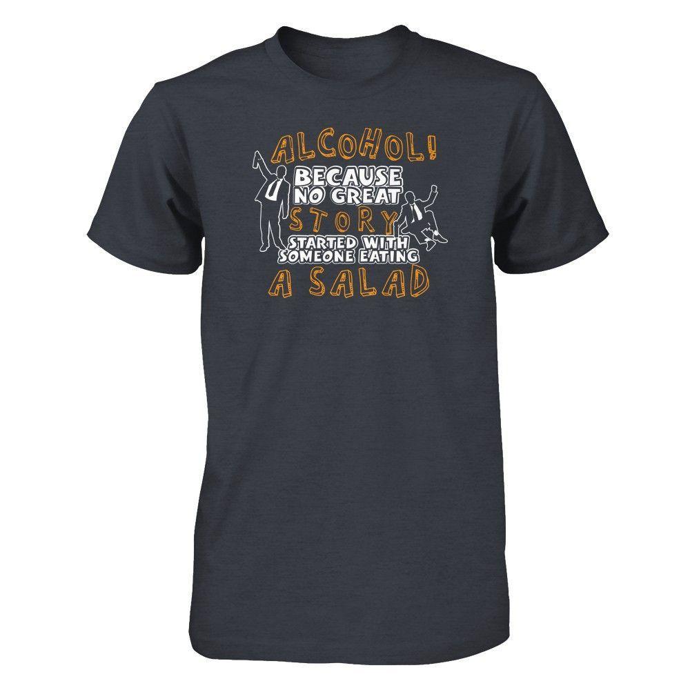 No Great Story - Shirts