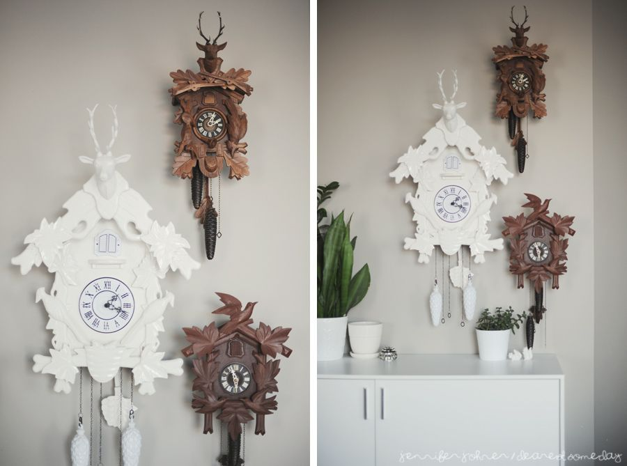 When You Have Always Wanted A Cuckoo Clock Collection With