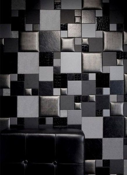 Soft Wall Tiles And Decorative Wall Paneling Functional Wall Decor Ideas Faux Leather Walls Leather Wall Panels Creative Wall Decor
