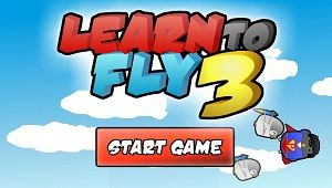 Play Learn To Fly 3 At Http Learntofly3 Org Learn To Fly Games School Games