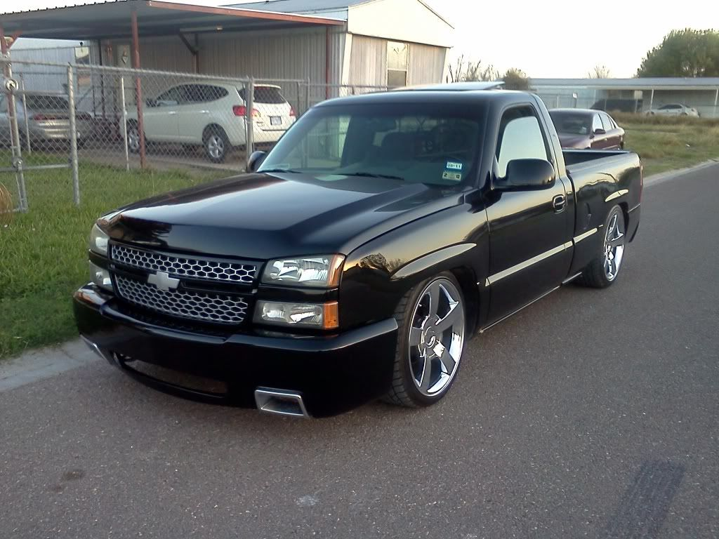 All Types single cab silverado ss : MISC should I paint my truck? (pics) - Bodybuilding.com Forums ...