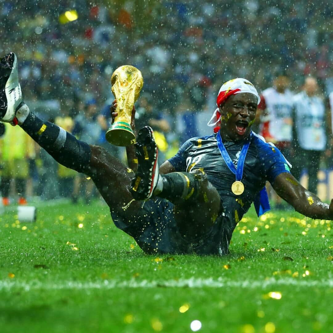 France Rainy Celebrations Singin In The Rain World Cup Final World Cup