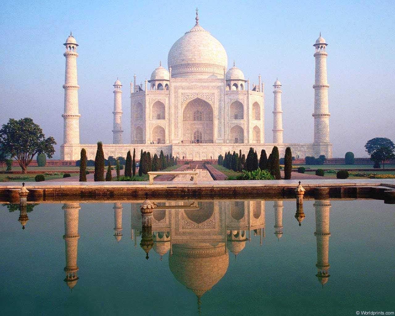 El monumento al amor más conocido del mundo. Un lugar realmente especial