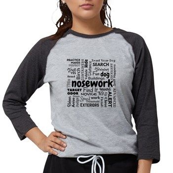 Nosework Cane Mamma T-shirt XlmKQduHd