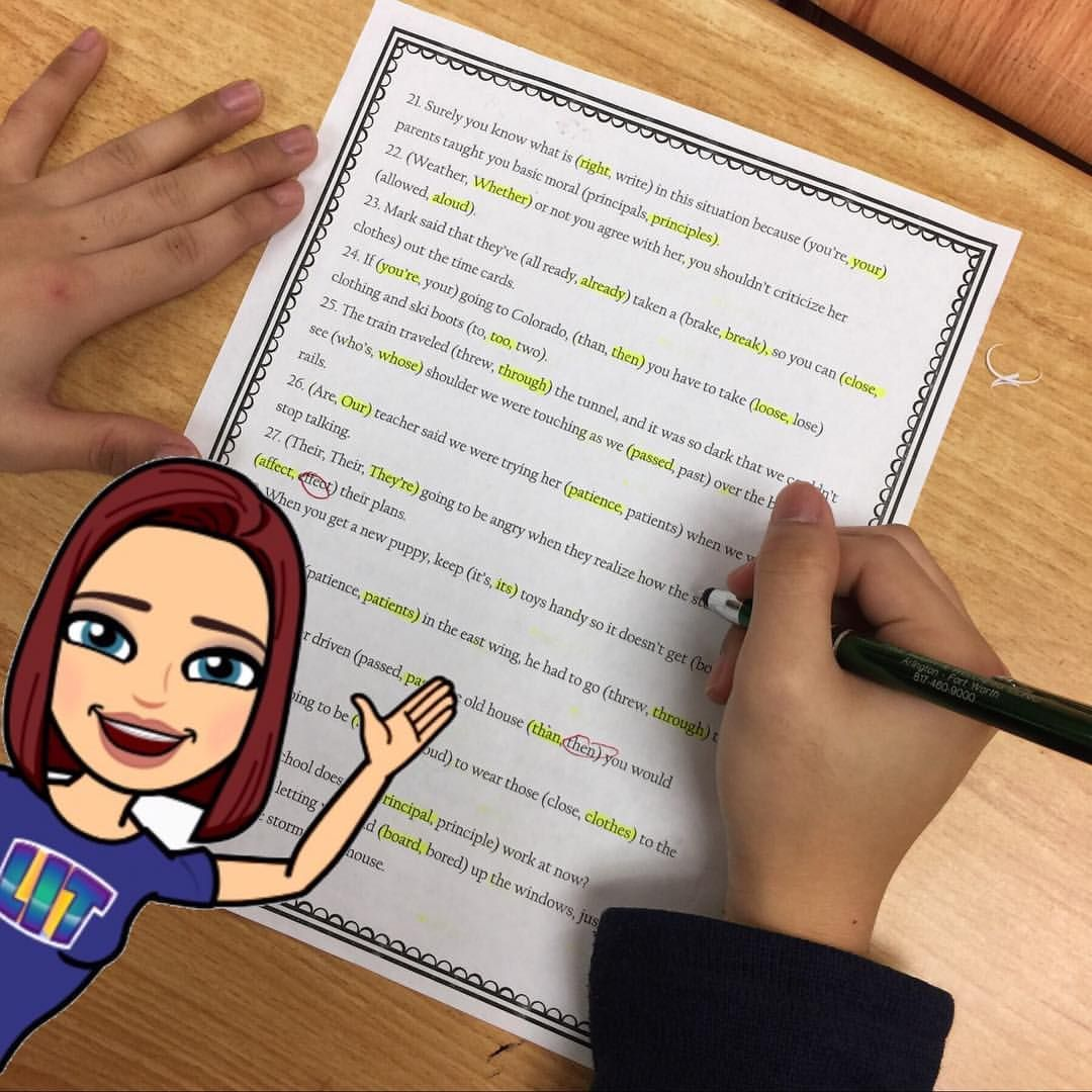 Hi There Need Some New Grammar Worksheets Head Over To