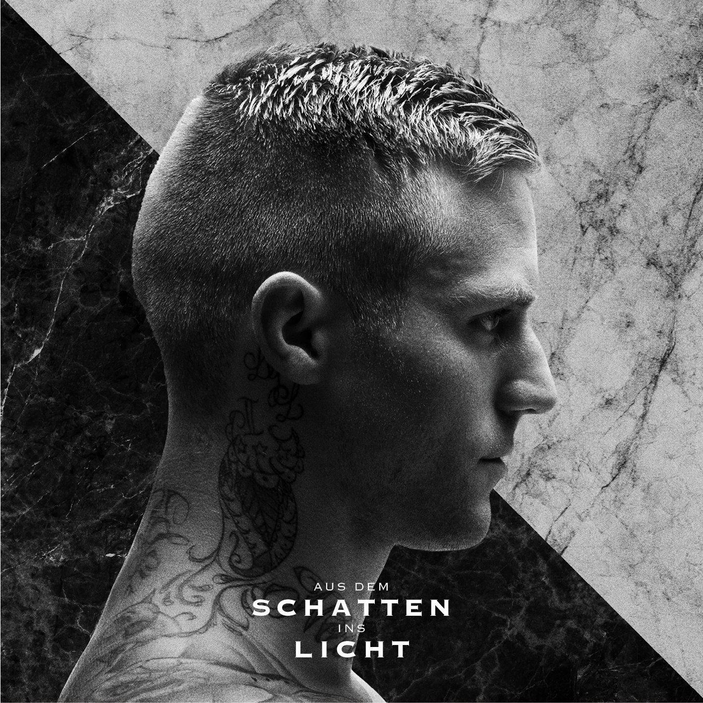 Kontra K - Aus dem Schatten ins Licht | Mehr Infos zum Album hier ... - Kontra K Tattoos