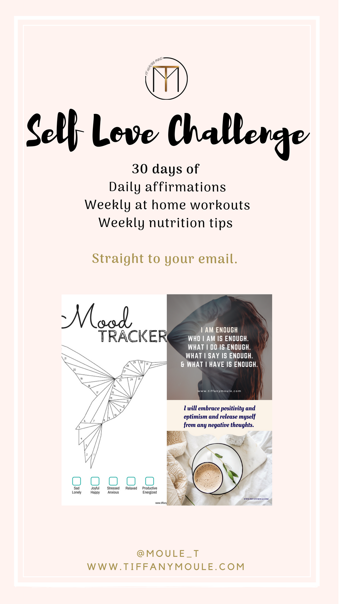 Join This Free 30 Day Self Love Challenge