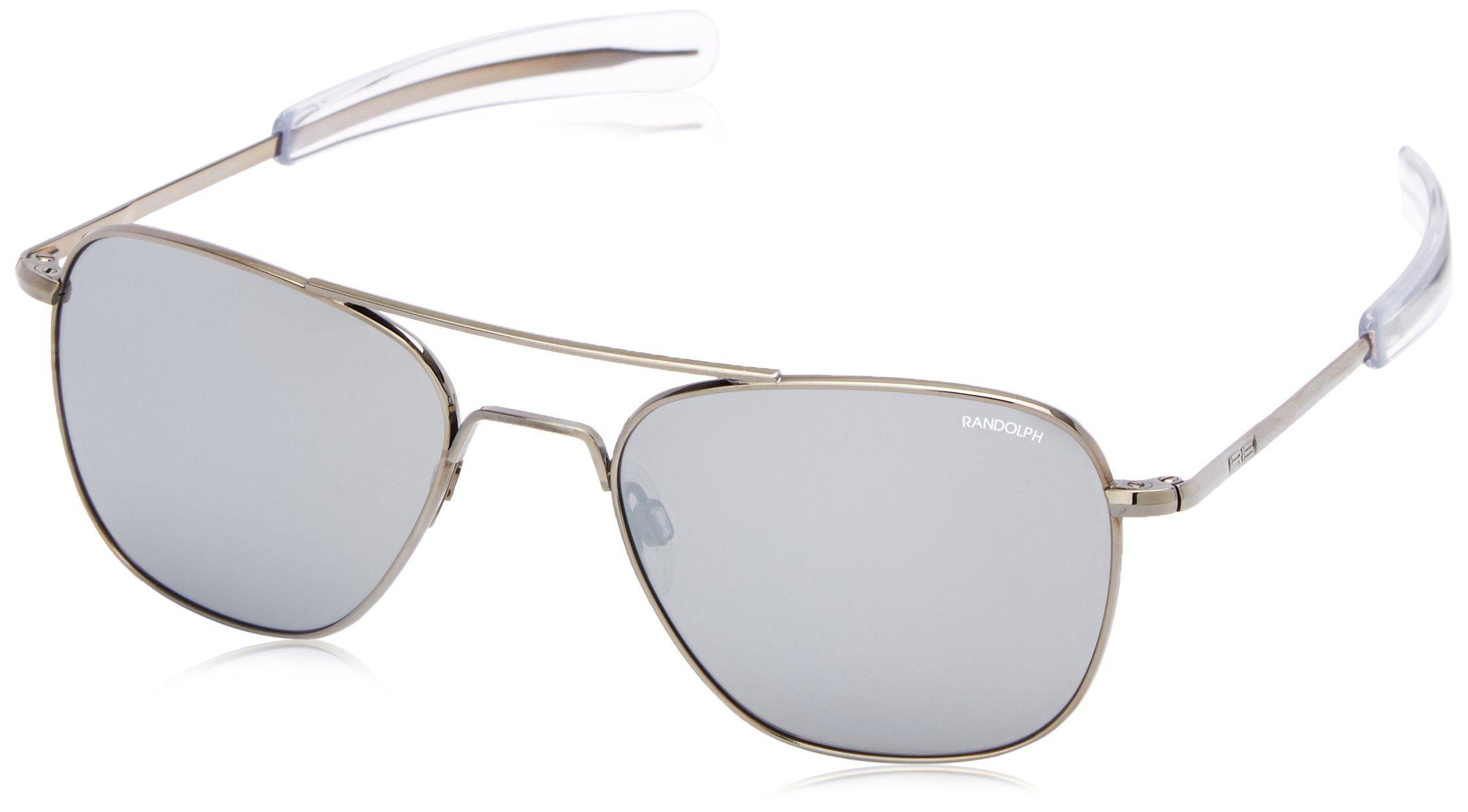 812879c5c91 Randolph Aviator AF5R663 Square Sunglasses