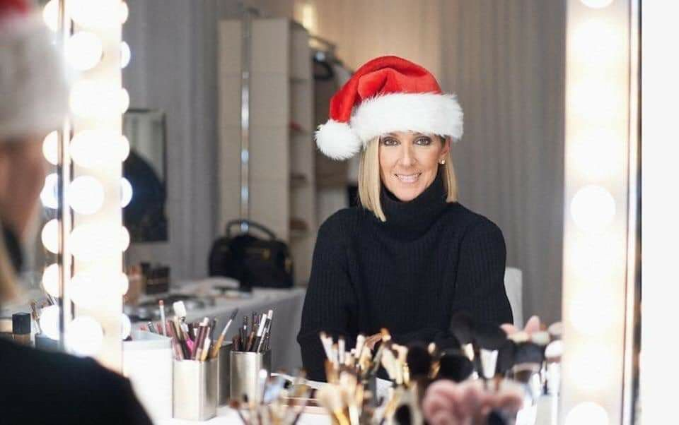 Pin By Mg Uppsala On Celine Celine Dion Celine Happy Holidays