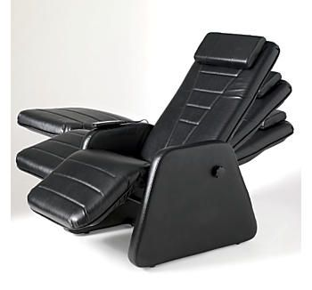 Full Recline Zero Gravity Chair With Massage Technology From
