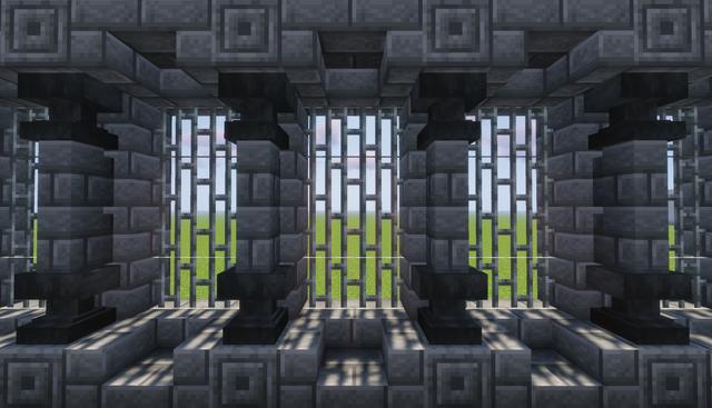 Stone Brick Wall Design Idea Detailcraft Minecraft Wall