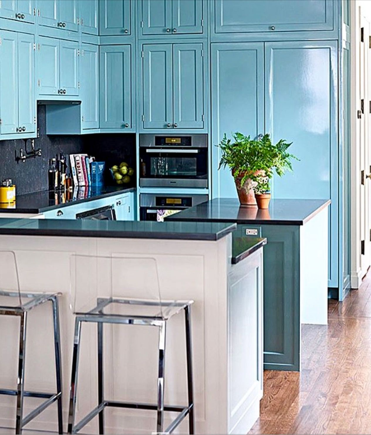 Best Pin By Linda Atkins On Kitchens Home Kitchens Kitchen 400 x 300