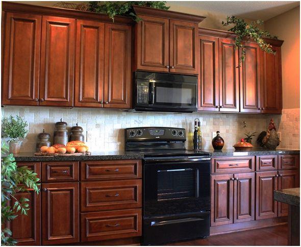 Thomasville Kitchen Cabinets - http://gardentrainsblogs ...