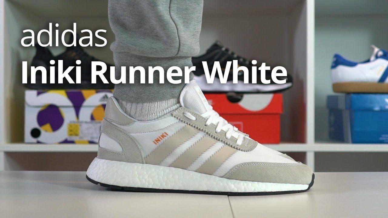 adidas iniki boost white