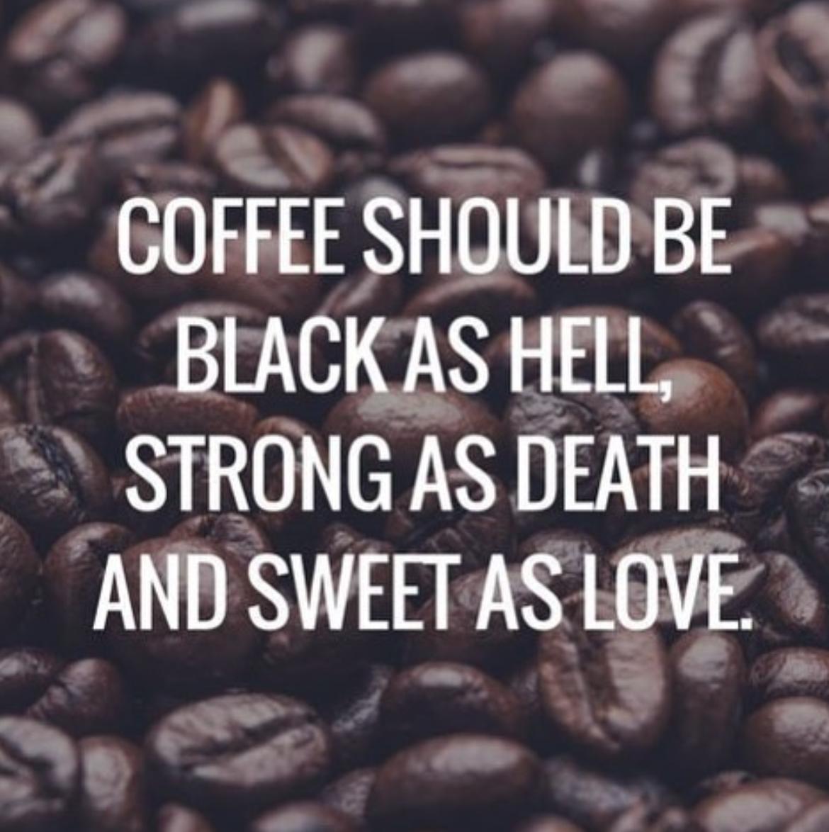 Coffee Addict Birthday Meme