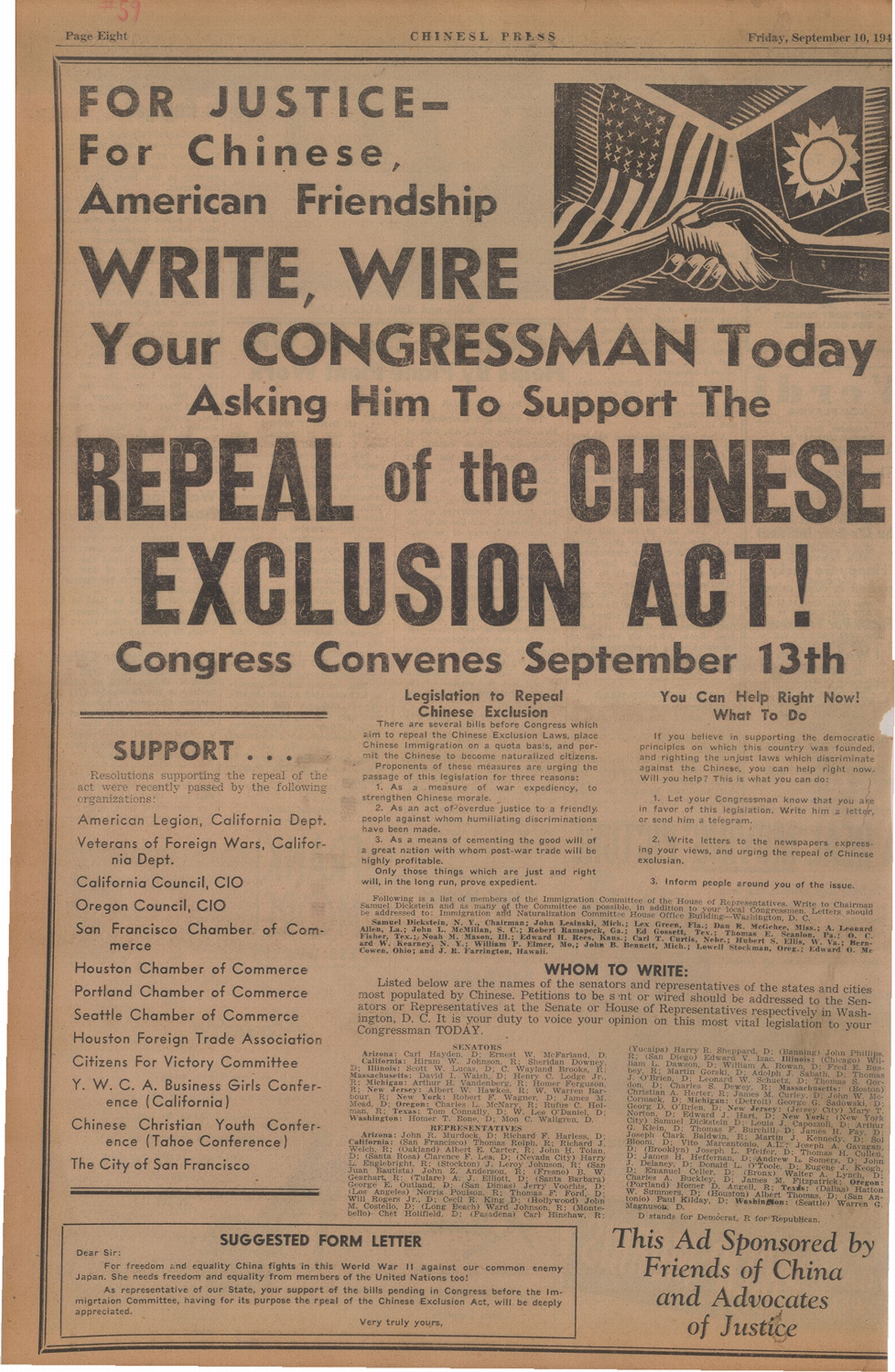 brief history of chinese american immigration As a result, all chinese immigrants were affected by the law, just as all  considering history: how immigration laws can destroy american.