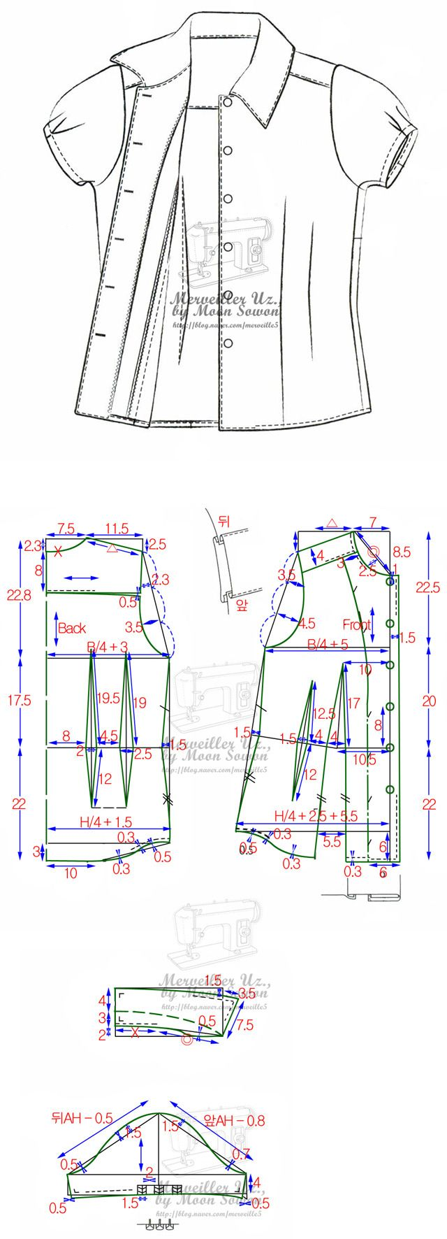 Mod@ En Line@. | Patrones | Pinterest | Costura, Patrones de costura ...