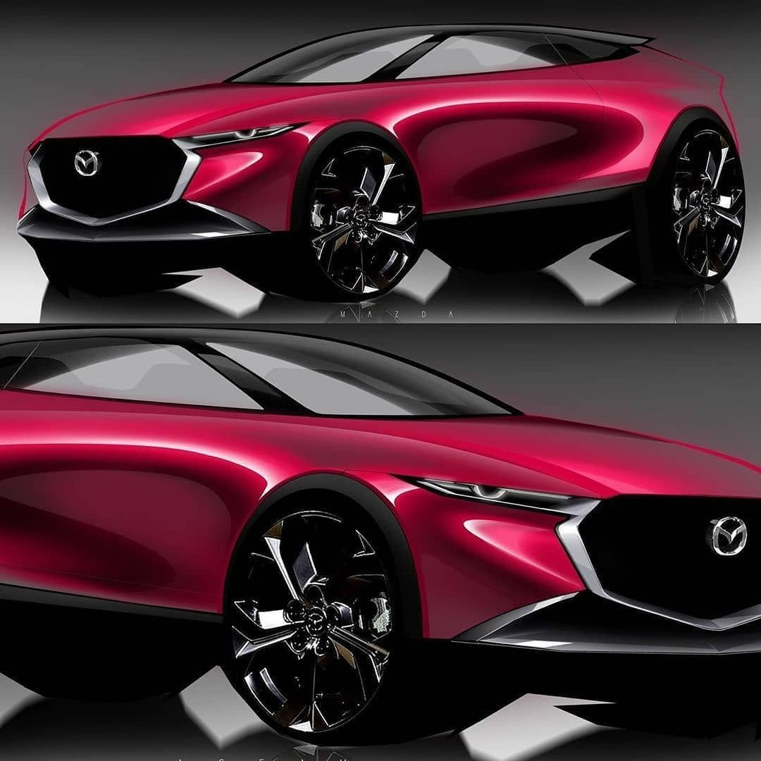 Car Design Italy On Instagram Mazda Suv Sketches By Zhang 0518 Post Your Sketch And Use The Hashtag Cardesignitaly Mazd In 2020 Mazda Suv Car Design Car