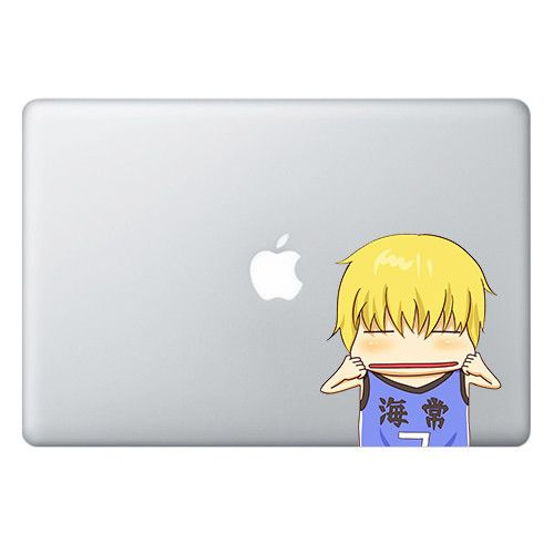[ Kise Ryouta ] CHEEK SERIES FOR MACBOOK & LAPTOP