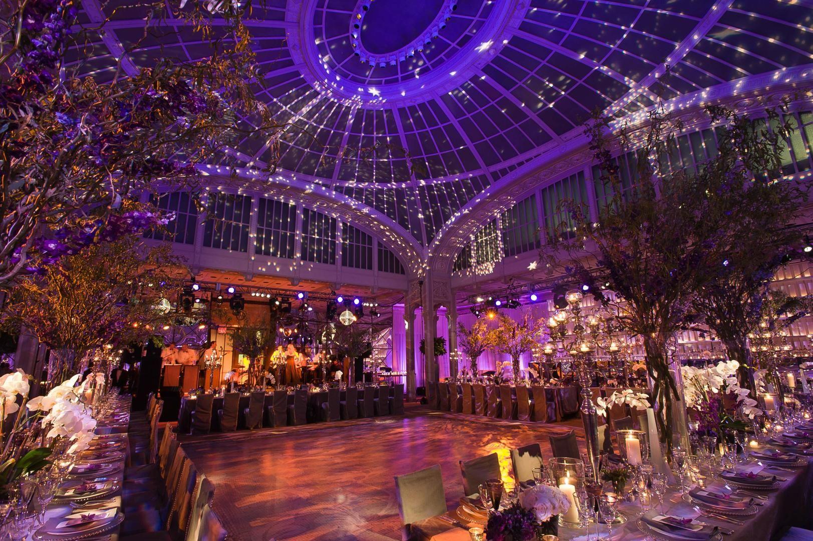 Wedding reception decoration ideas with lights  Dramatically Different Reception Centerpieces  Centerpieces