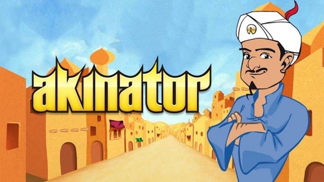 Akinator Game: Ask Akinator the Genius Online | Game download free, Genies,  Games