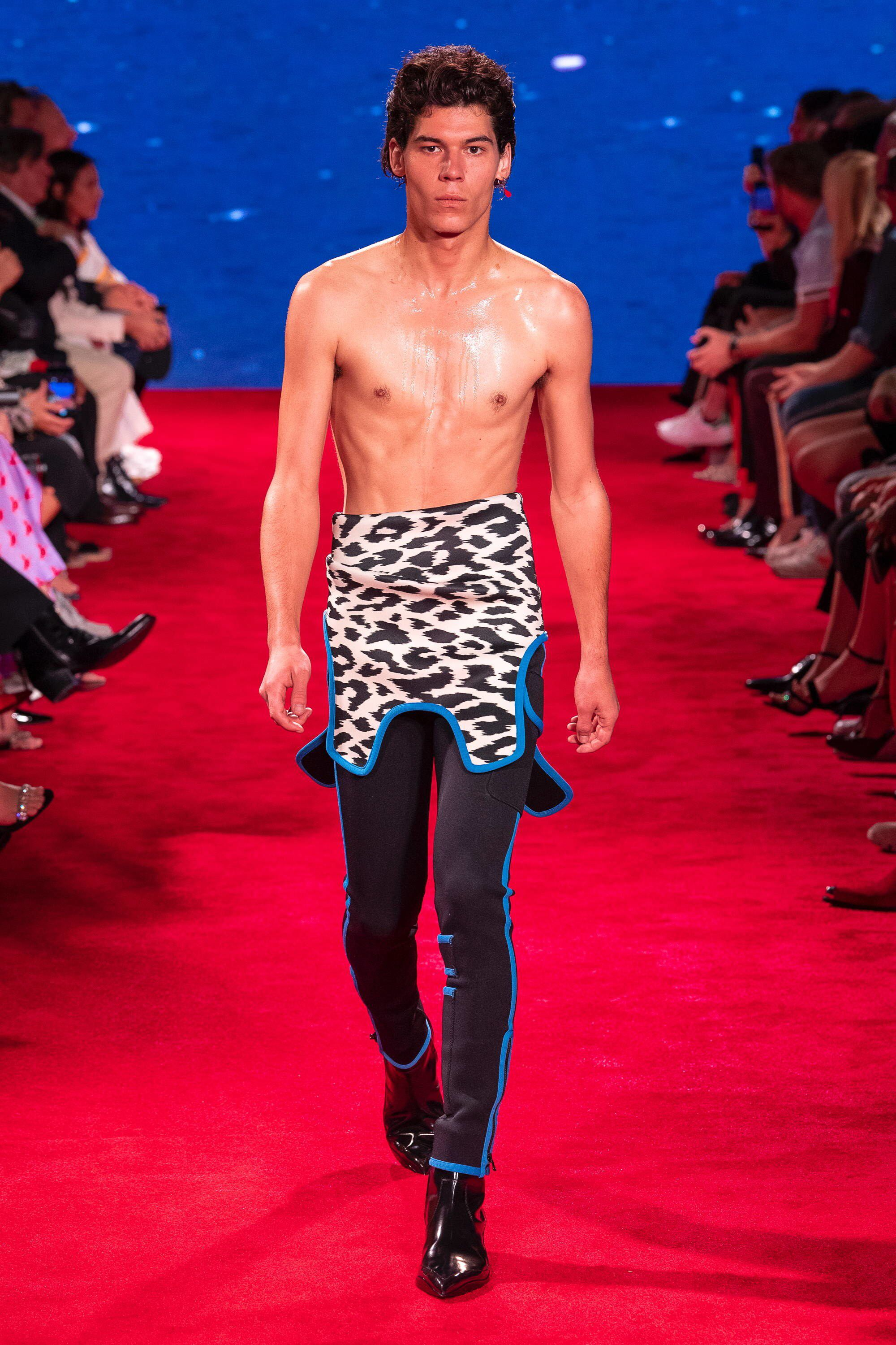 Calvin Klein 205w39nyc Spring 2019 Ready To Wear Fashion Show Young Mens Fashion Menswear Calvin Klein 205w39nyc