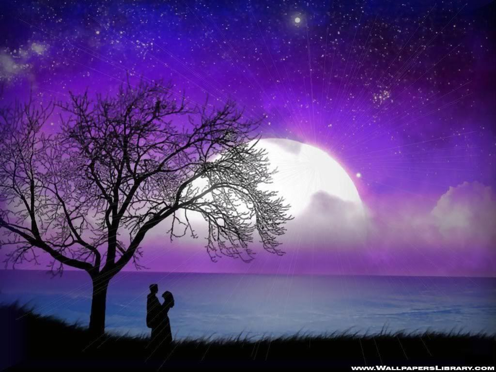 Moon Light Love Love Images Love Wallpaper Pictures