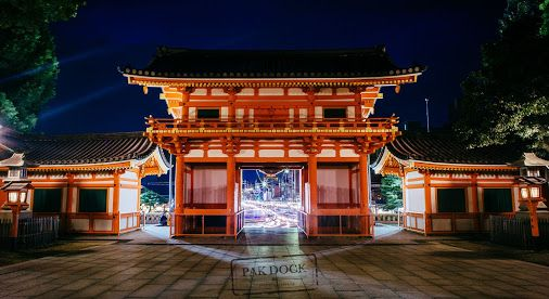 Yasaka jinja at night kyoto by PAkDocK @PAkDocK http://dlvr.it/L430hn #wotafoto #wotafoto