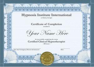 Pin On Hypnosis Institute International School