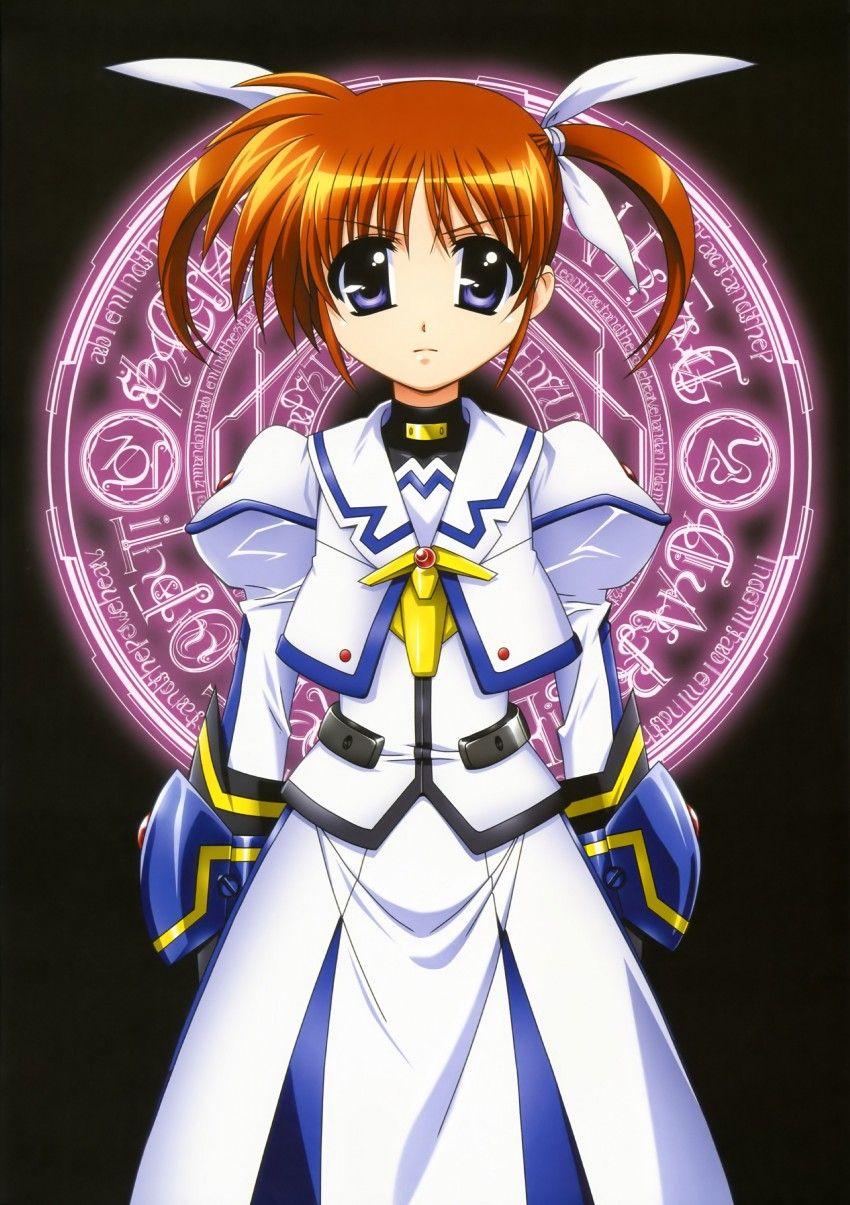 Mahou Shoujo Lyrical Nanoha Movie the 1st anime Magical