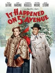 It Happened On 5th Avenue Classic Christmas Movies Christmas Movies List Christmas Movies