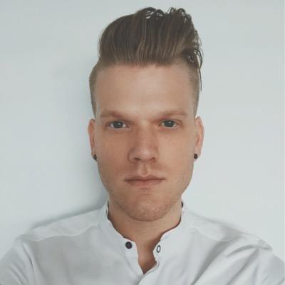 Scott hoying hairstyle