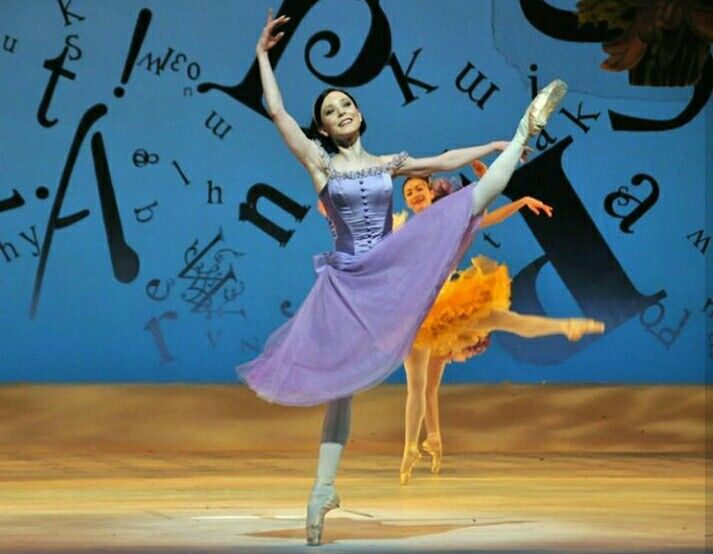 Sarah Lamb In Alice S Adventures In Wonderland
