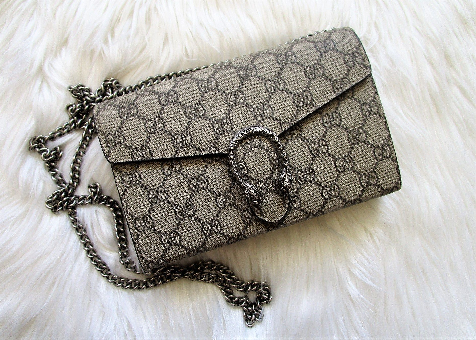7a5f01bef Reviewed by Emm: Gucci Dionysus Wallet on Chain (WOC) – Styled by Emm