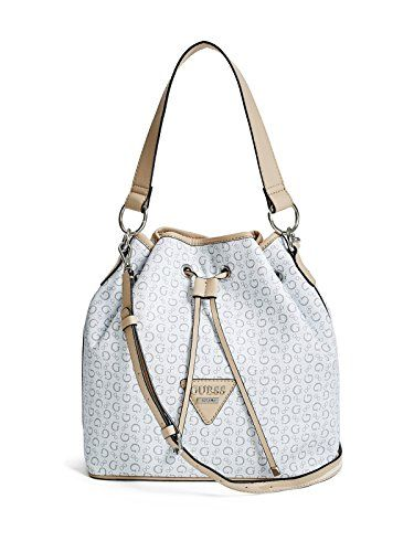 GUESS Womens Propose Bucket Bag Wristlets 897978efc87ba