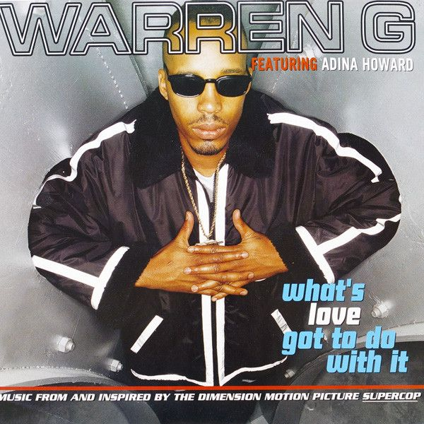 Warren G, Adina Howard – What's Love Got to Do with It (single cover art)