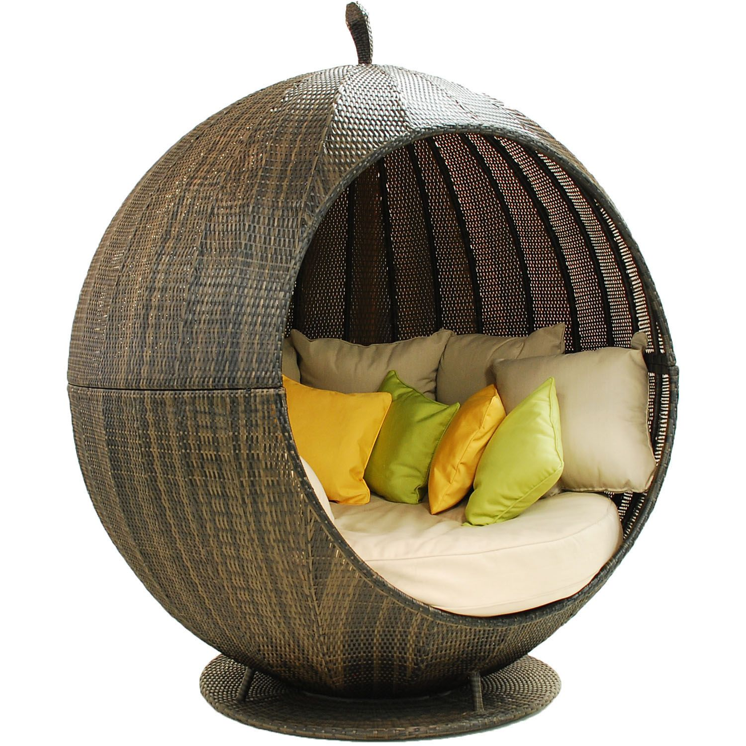 Apple Rattan Day Bed – The UK\'s No. 1 Garden Furniture Store | House ...