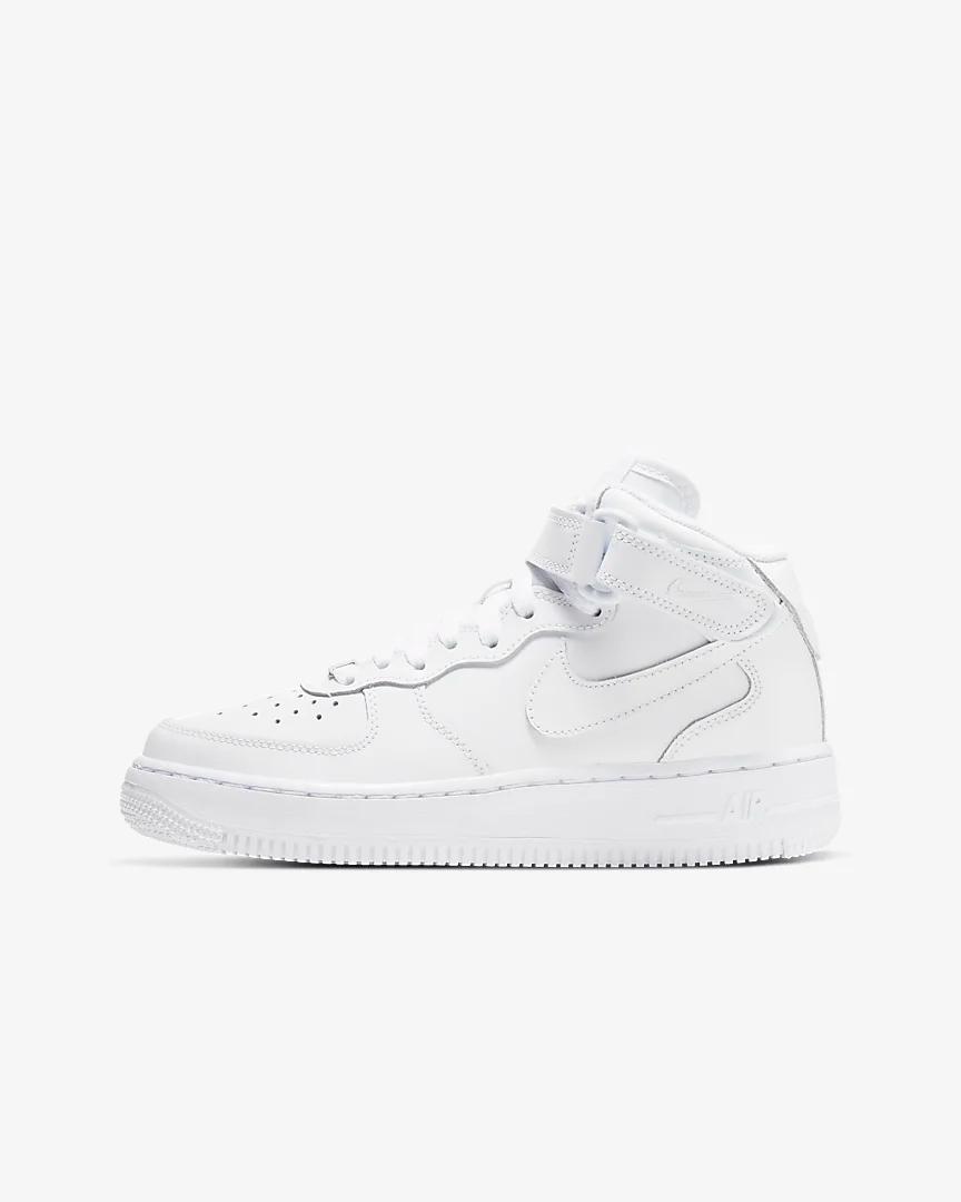 Nike Air Force 1 Mid Big Kids' Shoe
